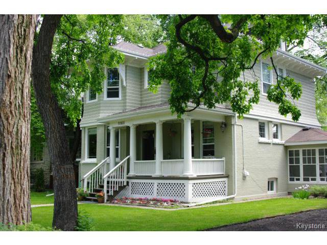 Photo 18: Photos: 1060 Grosvenor Avenue in WINNIPEG: Crescentwood Residential for sale (South Winnipeg)  : MLS®# 1403684
