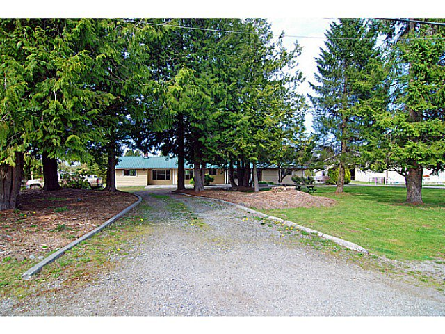 """Main Photo: 21515 18TH Avenue in Langley: Campbell Valley House for sale in """"Equestrian Riding Ring"""" : MLS®# F1407978"""