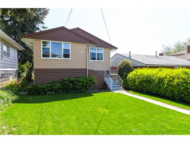 Main Photo: 8180 13TH Avenue in Burnaby: East Burnaby House for sale (Burnaby East)  : MLS®# V1064820