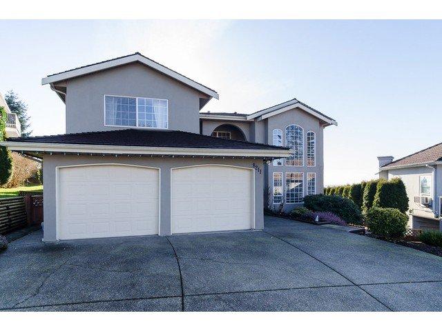 Main Photo: 8211 NECHAKO Drive in Delta: Nordel House for sale (N. Delta)  : MLS®# F1431630