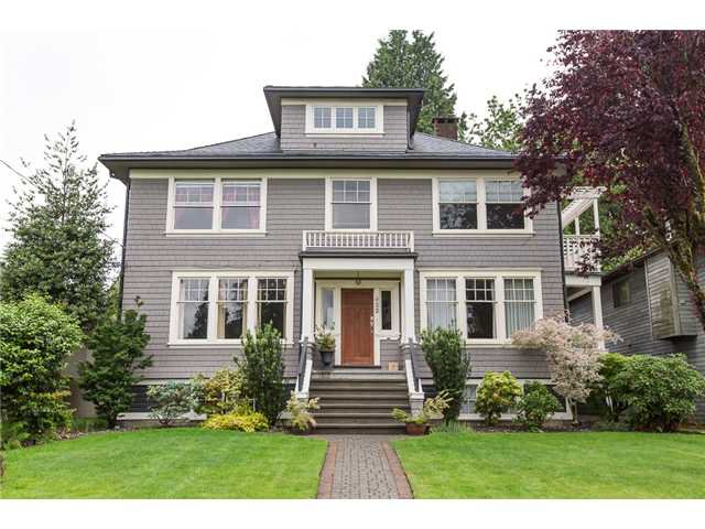 Main Photo: 922 FIFTH Street in New Westminster: GlenBrooke North House for sale : MLS®# V1126642