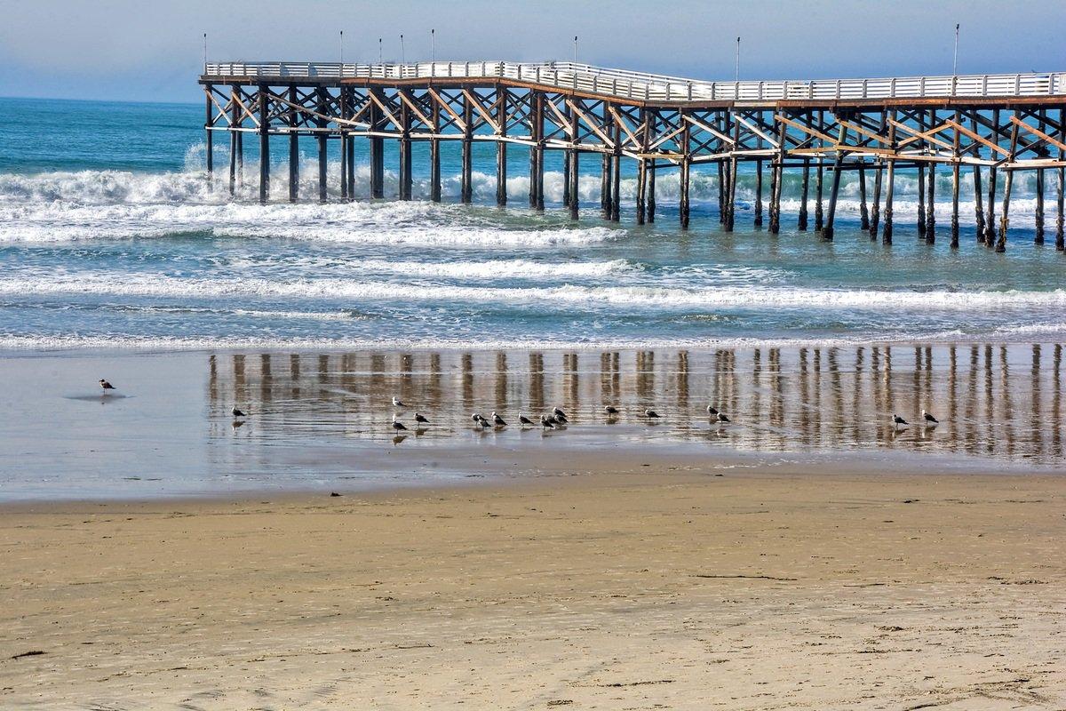 Photo 4: Photos: PACIFIC BEACH Condo for sale : 2 bedrooms : 4465 Ocean #34 in San Diego