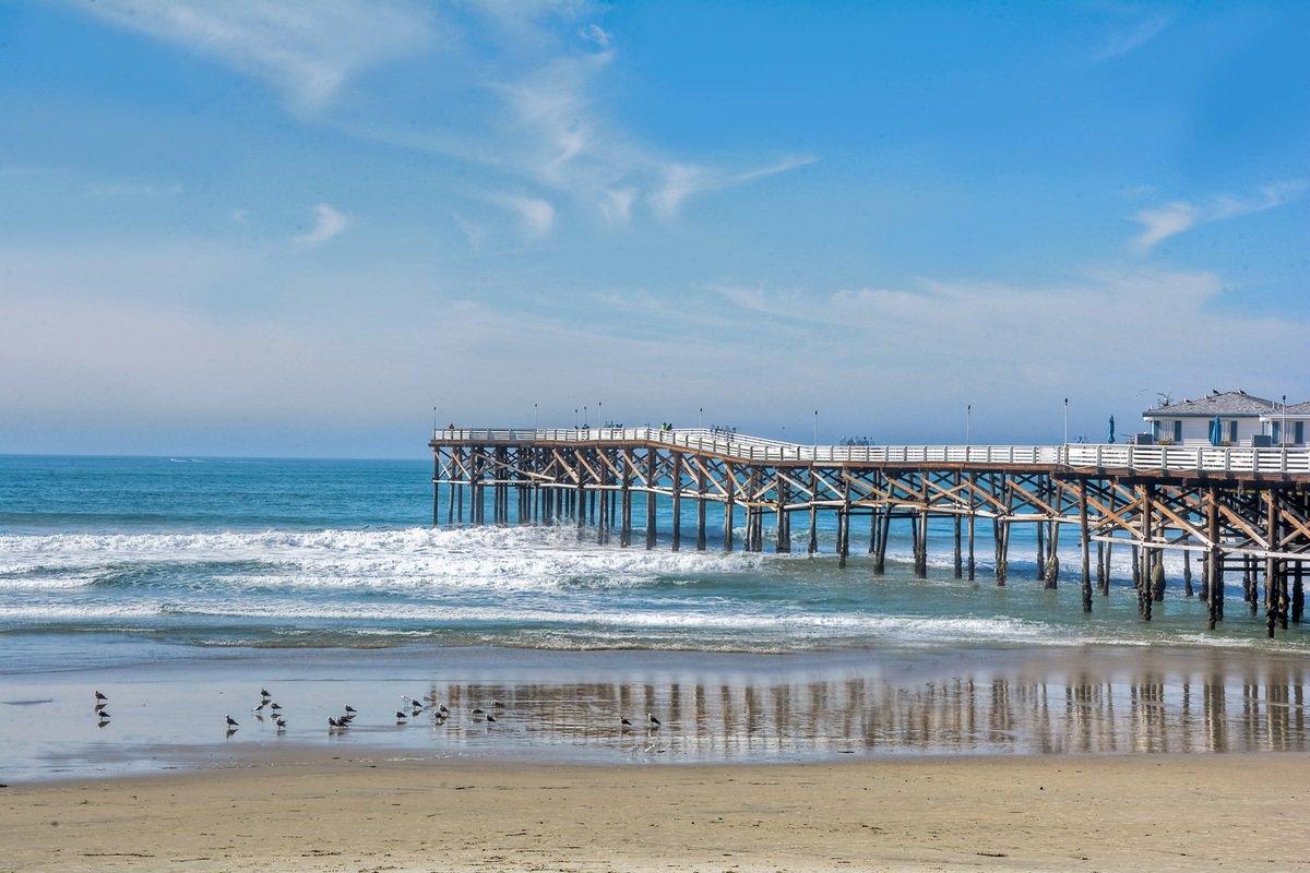 Photo 3: Photos: PACIFIC BEACH Condo for sale : 2 bedrooms : 4465 Ocean #34 in San Diego
