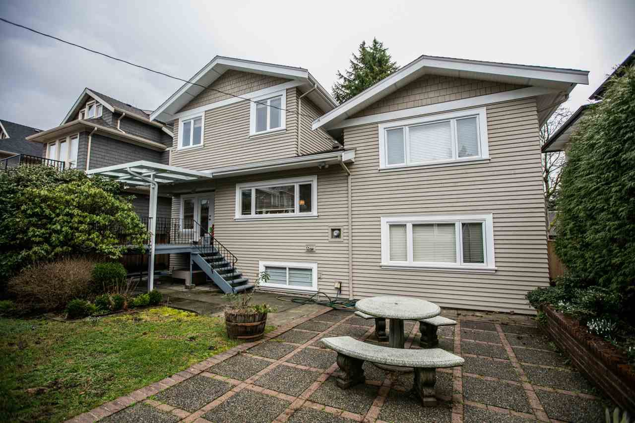 """Photo 17: Photos: 2437 W 51ST Avenue in Vancouver: S.W. Marine House for sale in """"SW MARINE"""" (Vancouver West)  : MLS®# R2033747"""