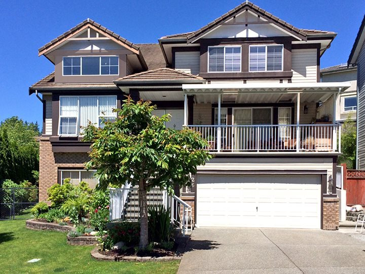Main Photo: 26 BALSAM Place in Port Moody: Heritage Woods PM House for sale : MLS®# R2039963