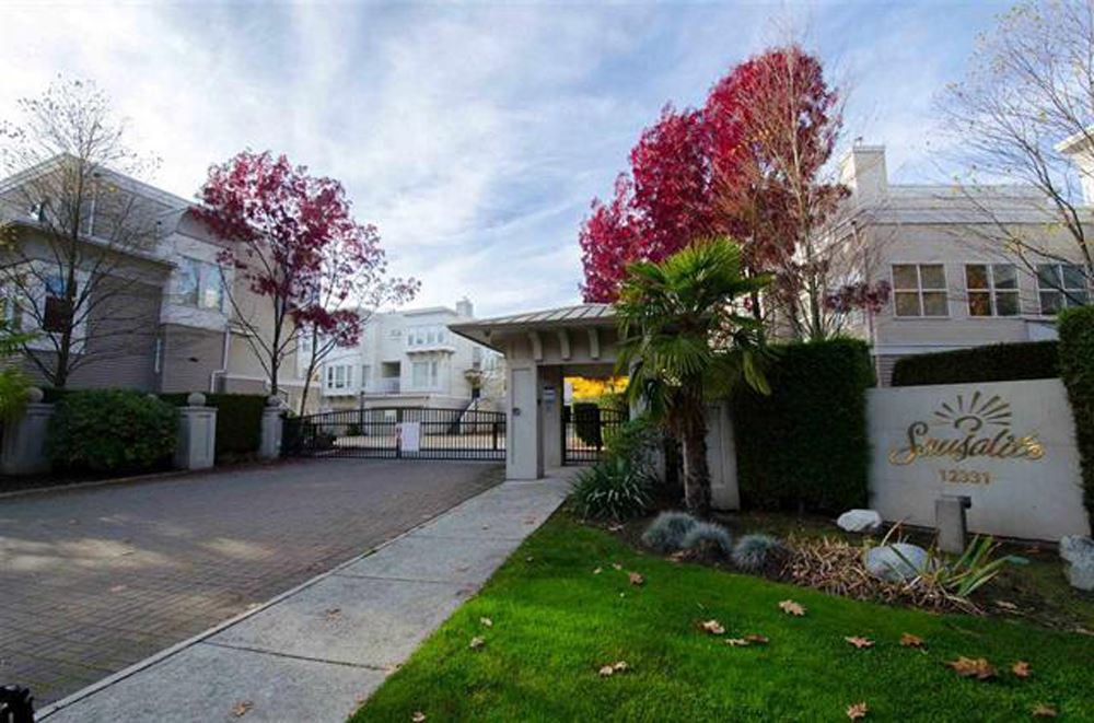 "Photo 2: Photos: 21 12331 MCNEELY Drive in Richmond: East Cambie Townhouse for sale in ""SAUSALITO"" : MLS®# R2053119"