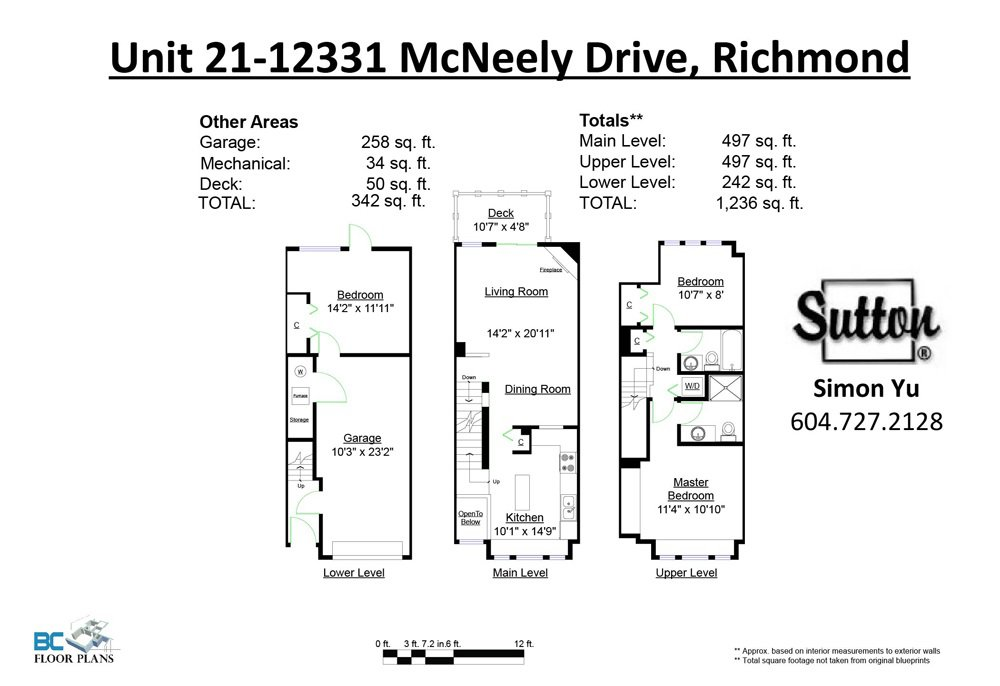"Photo 16: Photos: 21 12331 MCNEELY Drive in Richmond: East Cambie Townhouse for sale in ""SAUSALITO"" : MLS®# R2053119"