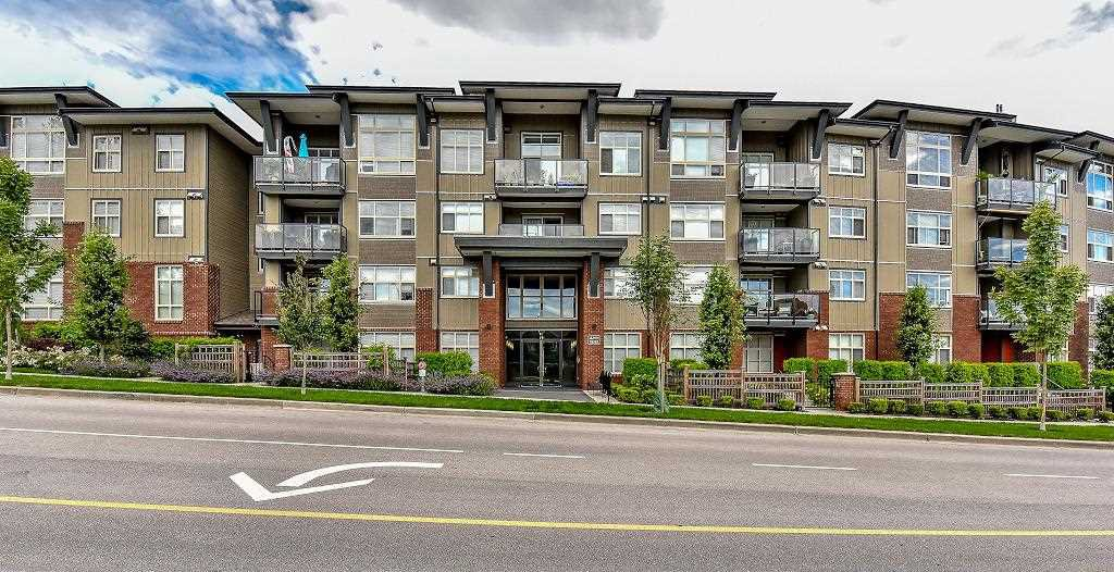 "Main Photo: 307 19201 66A Avenue in Surrey: Clayton Condo for sale in ""One92"" (Cloverdale)  : MLS®# R2094678"