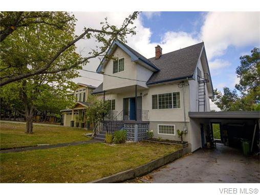 Main Photo: 1356 McNair St in VICTORIA: Vi Mayfair House for sale (Victoria)  : MLS®# 742667