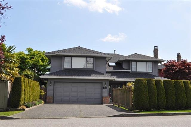 Main Photo: 12438 ALLIANCE DRIVE in : Steveston South House for sale (Richmond)  : MLS®# R2132190