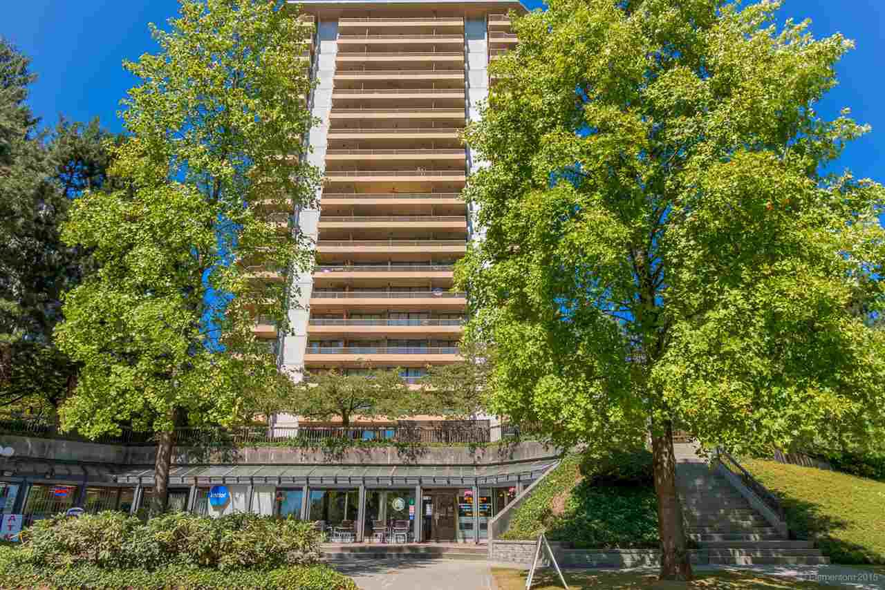 """Main Photo: 101 2041 BELLWOOD Avenue in Burnaby: Brentwood Park Condo for sale in """"ANOLA PLACE"""" (Burnaby North)  : MLS®# R2160229"""