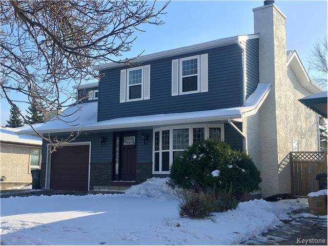 Main Photo: 10 Bachman Bay in Winnipeg: Maples Residential for sale (4H)  : MLS®# 1729322
