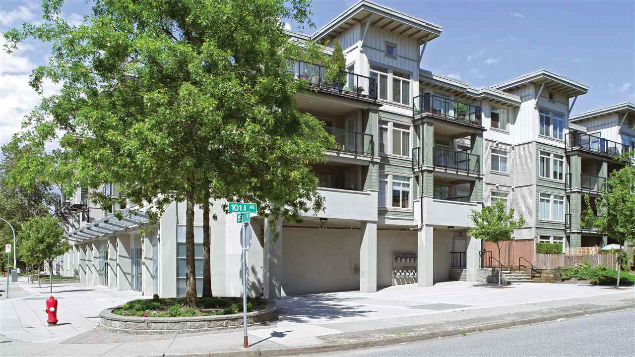 Main Photo: 204 10180 153 Street in Surrey: Guildford Condo for sale (North Surrey)  : MLS®# R2235593