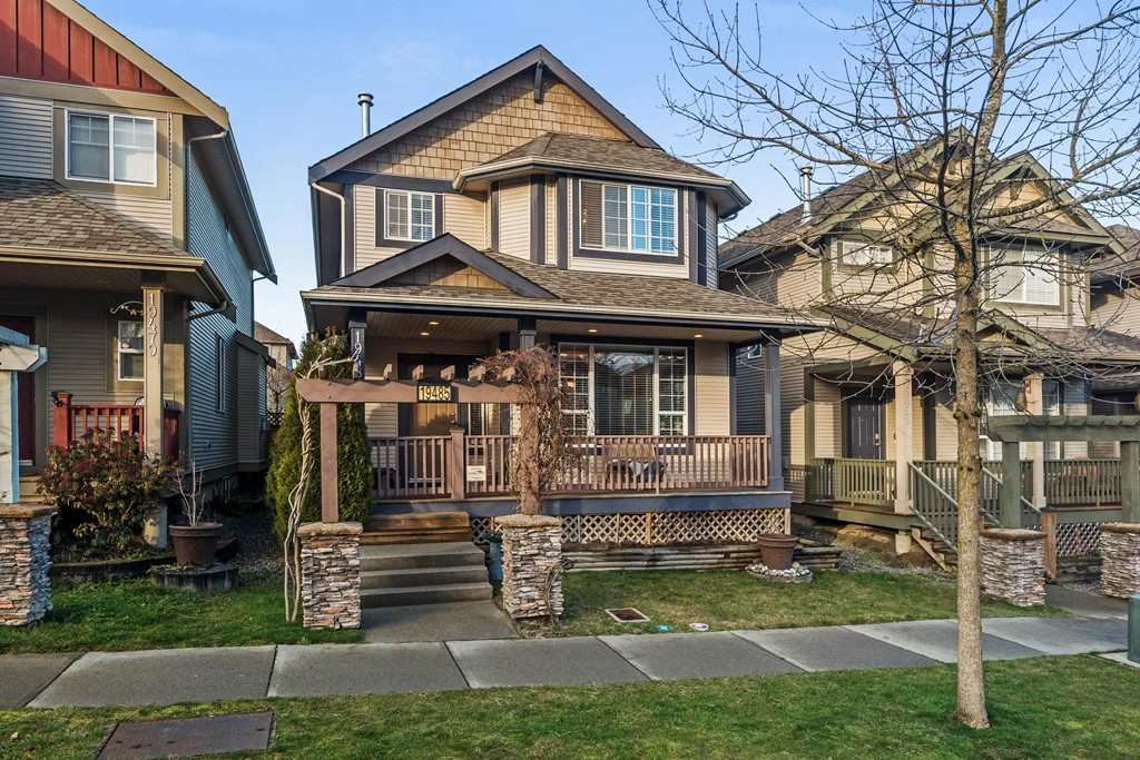 Main Photo: 19485 66A Avenue in Surrey: Clayton House for sale (Cloverdale)  : MLS®# R2238950