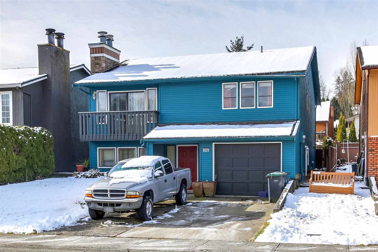 "Main Photo: 1166 CONDOR Crescent in Coquitlam: Eagle Ridge CQ House for sale in ""LAFARGE PARK"" : MLS®# R2241980"