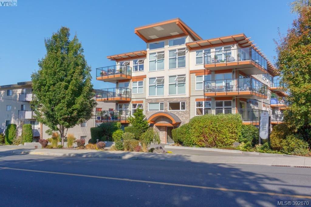 Main Photo: 404 2940 Harriet Rd in VICTORIA: SW Gorge Condo for sale (Saanich West)  : MLS®# 789111