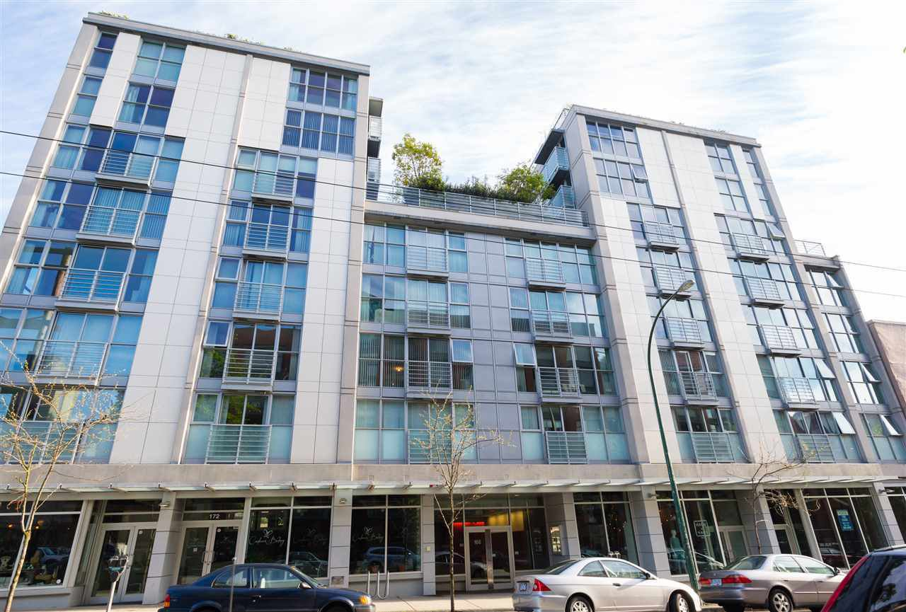 """Main Photo: 302 168 POWELL Street in Vancouver: Downtown VE Condo for sale in """"SMART"""" (Vancouver East)  : MLS®# R2276849"""