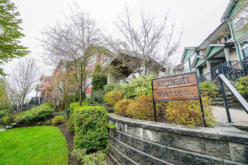 Main Photo: 101 7333 16TH Avenue in Burnaby: Edmonds BE Townhouse for sale (Burnaby East)  : MLS®# R2381625