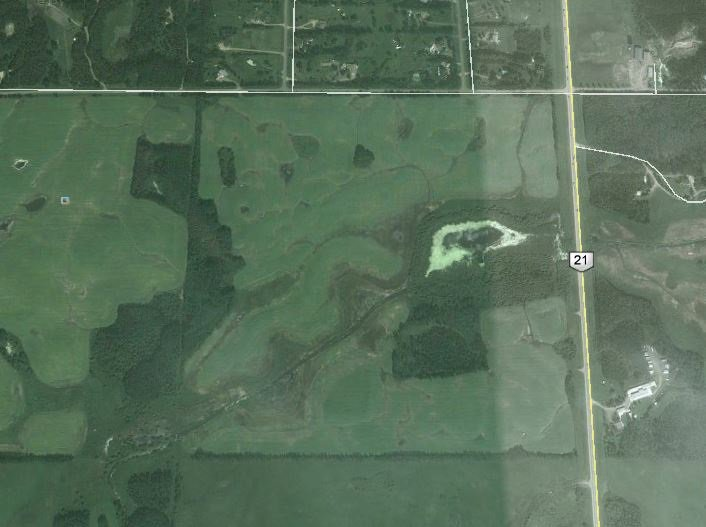 Photo 2: Photos: HIGHWAY 21 & TWP RD 521: Rural Strathcona County Rural Land/Vacant Lot for sale : MLS®# E4164759