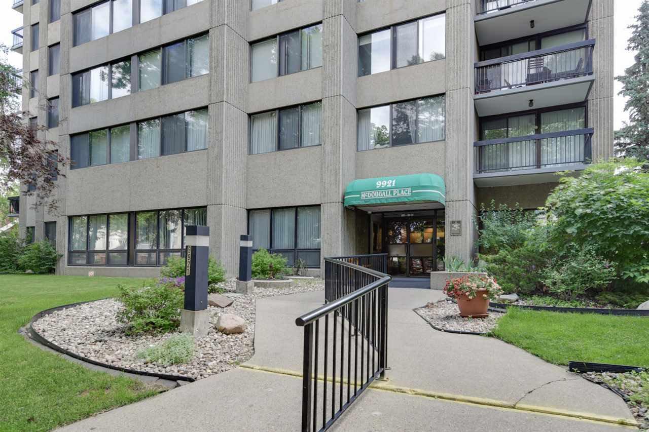 Main Photo: 204 9921 104 Street in Edmonton: Zone 12 Condo for sale : MLS®# E4179022