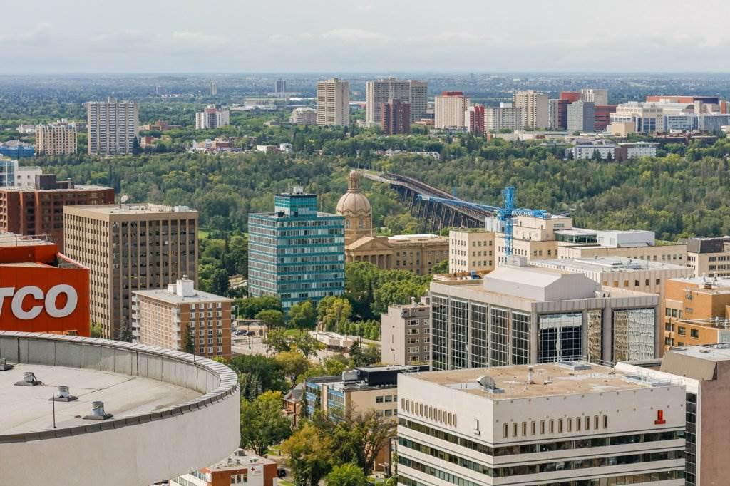 Main Photo: 3203 10152 104 Street in Edmonton: Zone 12 Condo for sale : MLS®# E4179501