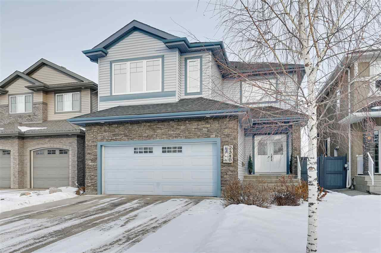 Main Photo: 2540 BELL Court in Edmonton: Zone 55 House for sale : MLS®# E4183736