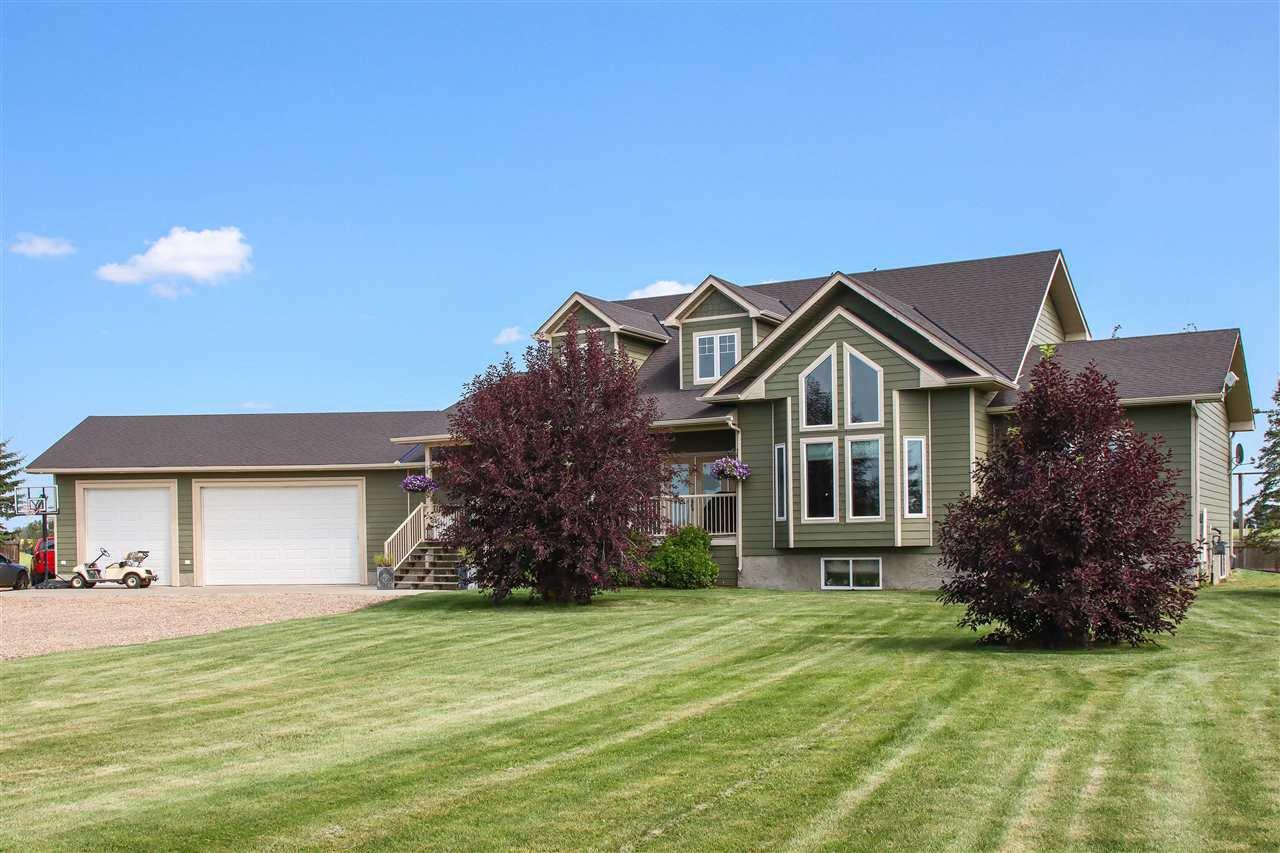 Main Photo: 55227 Range Road 252: Rural Sturgeon County House for sale : MLS®# E4188821