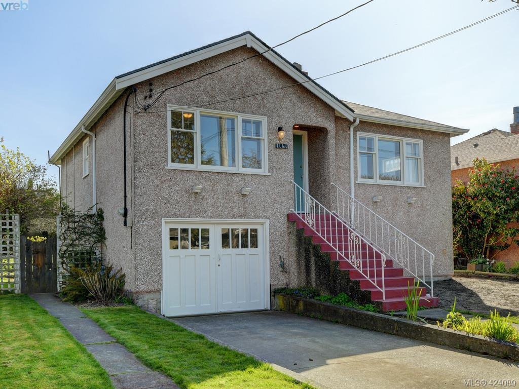 Main Photo: 1141 May Street in VICTORIA: Vi Fairfield West Single Family Detached for sale (Victoria)  : MLS®# 424089
