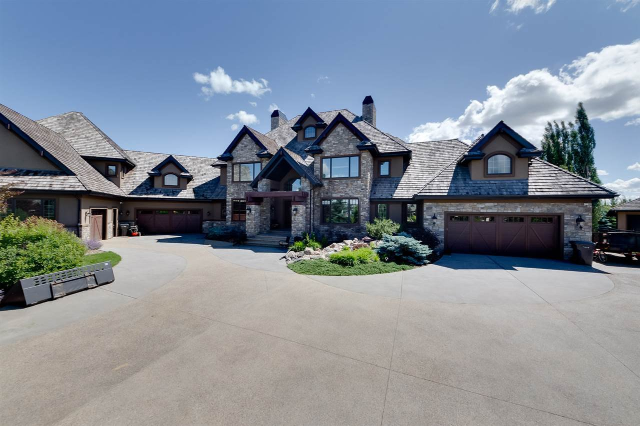 Main Photo: 101 RIVERPOINTE Crescent: Rural Sturgeon County House for sale : MLS®# E4207862