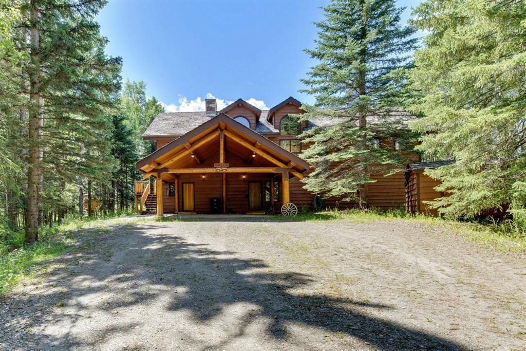 Main Photo: 15,  Highway 762 Highway: Rural Foothills County Detached for sale : MLS®# A1017803