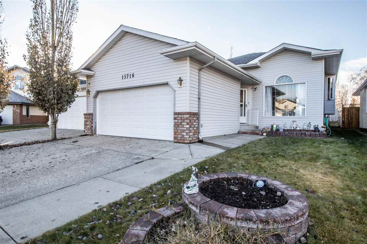 Main Photo: 15716 133 Street NW in Edmonton: Zone 27 House for sale : MLS®# E4220636