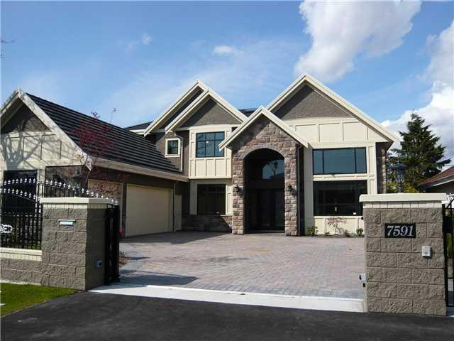 Main Photo: 7591 BROADMOOR Boulevard in Richmond: Broadmoor House for sale : MLS®# V883219