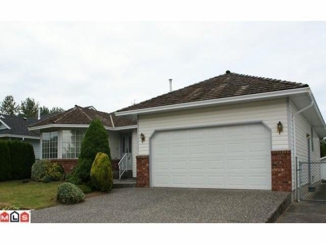 "Main Photo: 32173 CLINTON Avenue in Abbotsford: Abbotsford West House for sale in ""FAIRFIELD ESTATES"" : MLS®# F1116466"