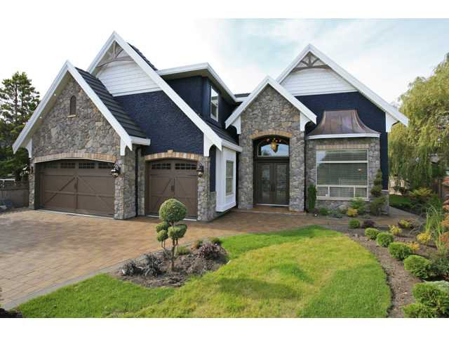 Main Photo: 3251 BARMOND Avenue in Richmond: Seafair House for sale : MLS®# V904187