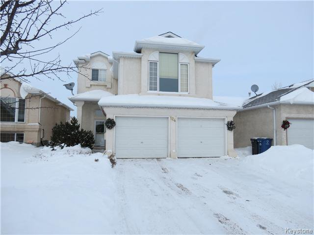 Main Photo: 124 Fulton Street in WINNIPEG: St Vital Residential for sale (South East Winnipeg)  : MLS®# 1326375
