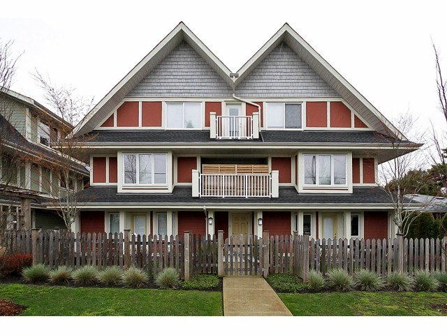 """Main Photo: 20 345 E 33RD Avenue in Vancouver: Main Townhouse for sale in """"WALK TO MAIN"""" (Vancouver East)  : MLS®# V1057045"""