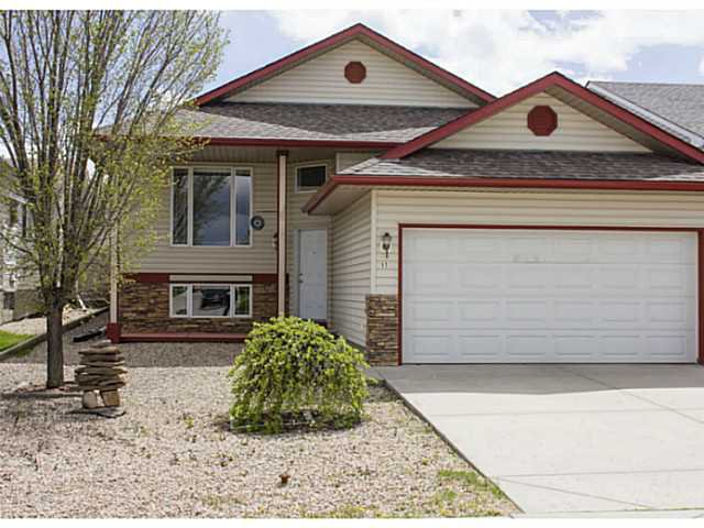 Main Photo: 11 WESTFALL Crescent in : Okotoks Residential Detached Single Family for sale : MLS®# C3619758