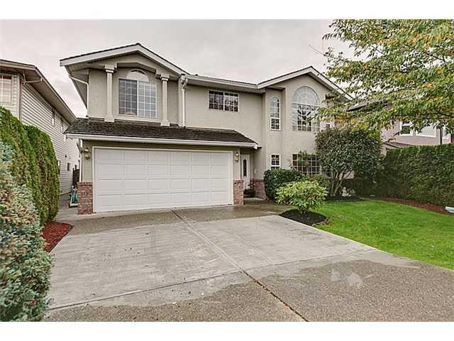 Main Photo: 5220 TURNER Street in Richmond: Hamilton RI House for sale : MLS®# V1090756