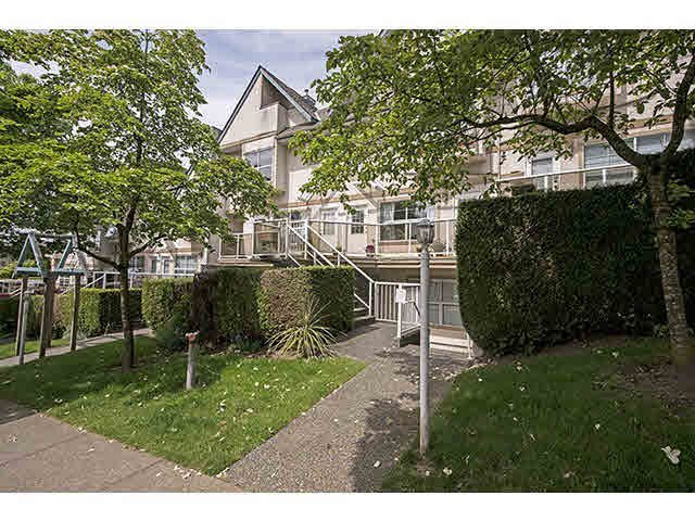 Main Photo: 306 3787 PENDER Street in Burnaby: Willingdon Heights Townhouse for sale (Burnaby North)  : MLS®# V1107017