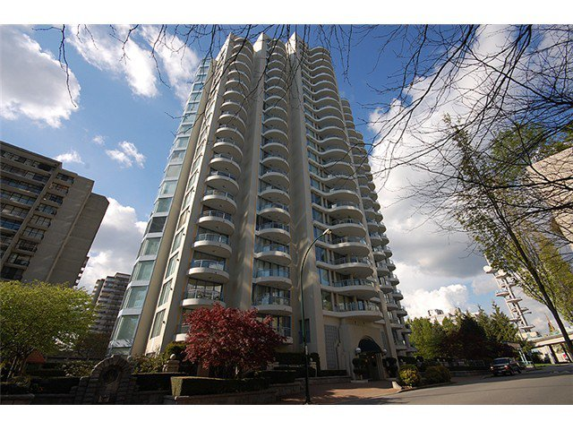 Main Photo: # 905 719 PRINCESS ST in : Uptown NW Condo for sale : MLS®# V1052652