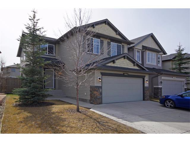 Main Photo: 562 CHAPARRAL Drive SE in Calgary: Chaparral House for sale : MLS®# C4006558