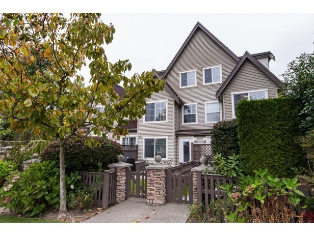 "Main Photo: 2 15355 26 Avenue in Surrey: King George Corridor Townhouse for sale in ""Southwind"" (South Surrey White Rock)  : MLS®# R2004911"