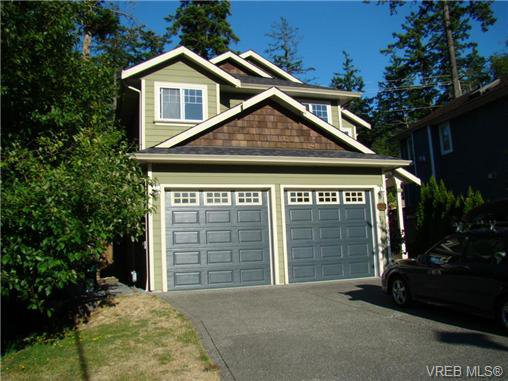 Main Photo: 210 Stoneridge Pl in VICTORIA: VR Hospital Single Family Detached for sale (View Royal)  : MLS®# 718015