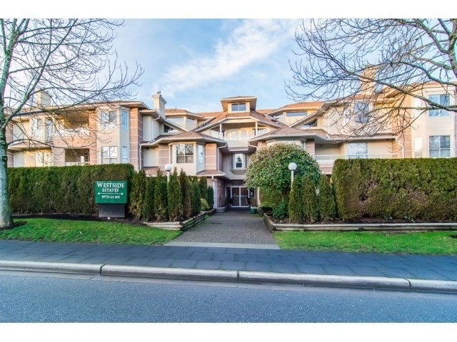 "Main Photo: 216 19721 64 Avenue in Langley: Willoughby Heights Condo for sale in ""WESTSIDE ESTATES"" : MLS®# R2023400"