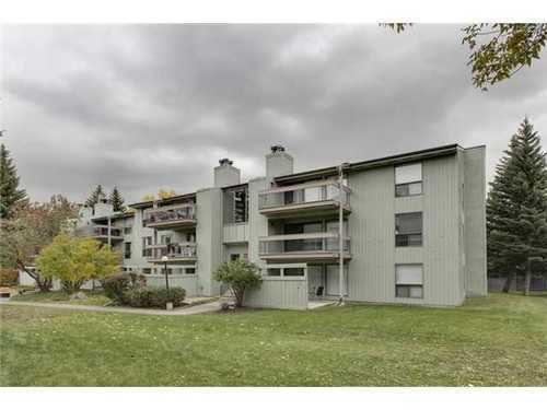 Main Photo: 412 10120 Brookpark Boulevard SW in Calgary: Single Level Apartment for sale : MLS®# C3588768