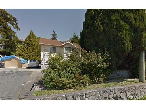 Main Photo: 681 Admirals Rd in VICTORIA: Es Rockheights House for sale (Esquimalt)  : MLS®# 752095