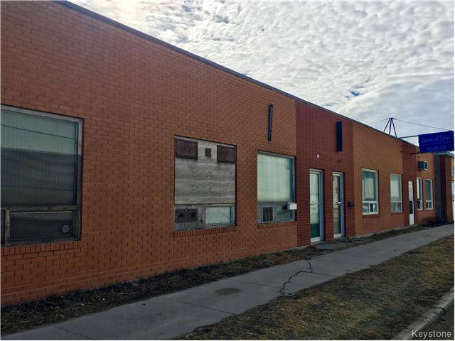 Main Photo: 749 WALL Street in Winnipeg: Industrial / Commercial / Investment for sale (5C)  : MLS®# 1706601