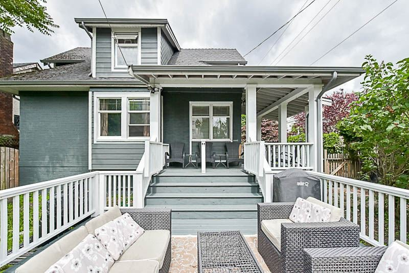 """Main Photo: 202 SEVENTH Street in New Westminster: Uptown NW House for sale in """"BROW OF THE HILL"""" : MLS®# R2177046"""