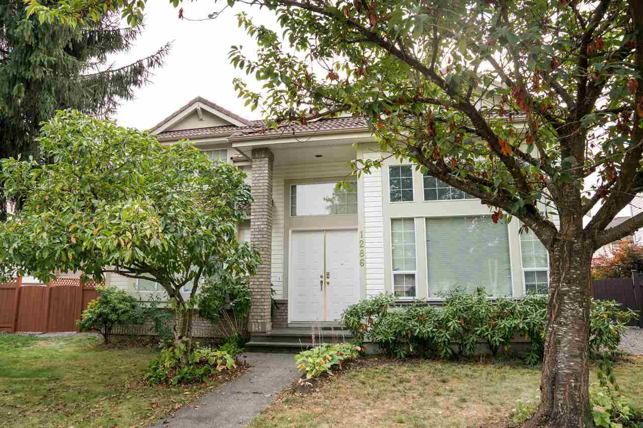 Main Photo: 1286 RIVERSIDE Drive in Port Coquitlam: Riverwood House for sale : MLS®# R2205176
