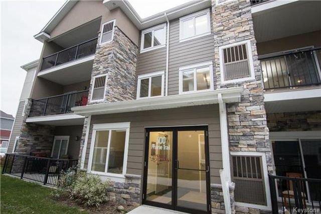 Main Photo: 202 500 Prairie Trail in Niverville: R07 Condominium for sale : MLS®# 1728062